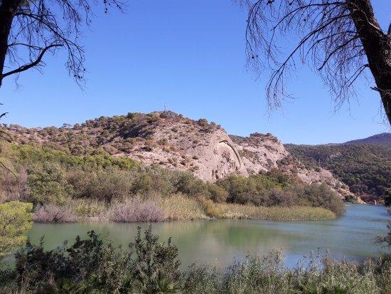 El Chorro, Spanje: Parcours