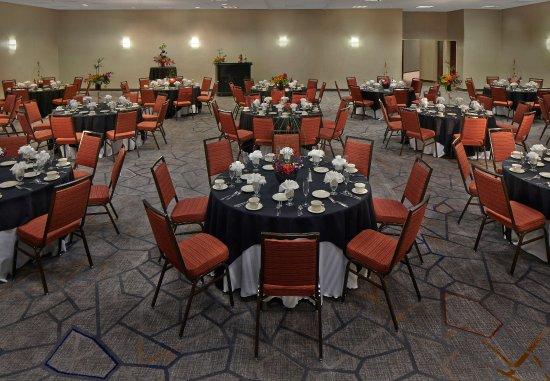 Cromwell, كونيكتيكت: Ballroom – Banquet Setup