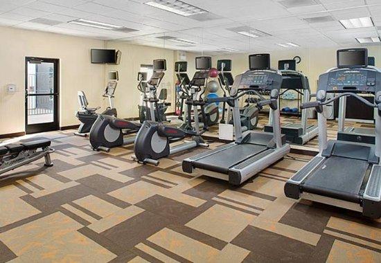 Vallejo, Californien: Fitness Center