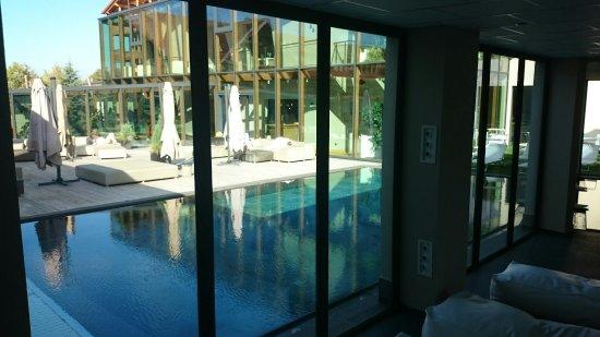 Rimbach, Alemania: Spa Bereich und diverse Schwimmbäder