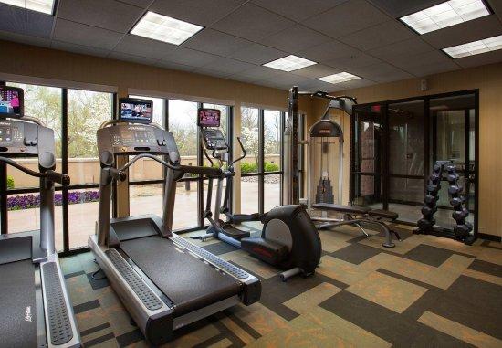 Φαγιέτβιλ, Αρκάνσας: Fitness Center