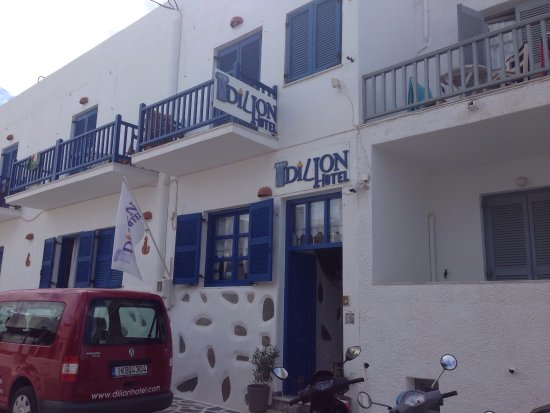 Dilion Hotel : photo0.jpg