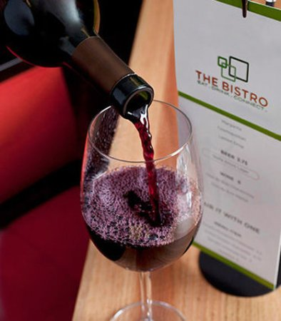 Oakbrook Terrace, IL: The Bistro Bar