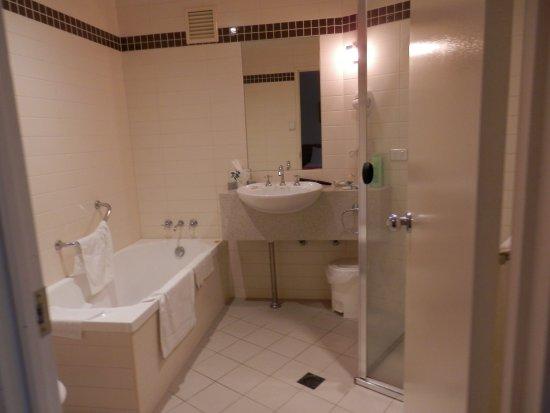 Mermaid Waters, Australia: the bathroom facilities