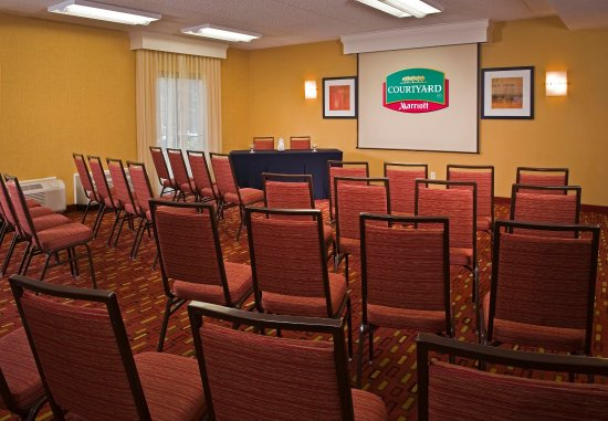 Rockville, Maryland: Theatre-Style Meeting