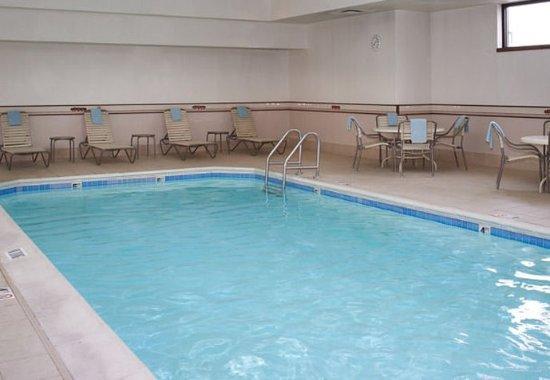 Creve Coeur, Μιζούρι: Indoor Pool