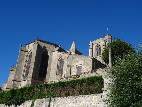 Collegiale de Saint-Bonnet-le-Chateau