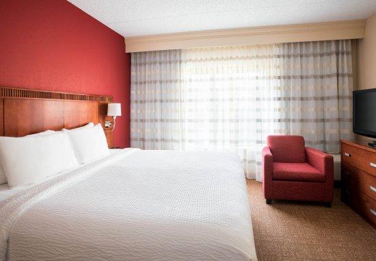 Creve Coeur, Μιζούρι: One-Bedroom Suite