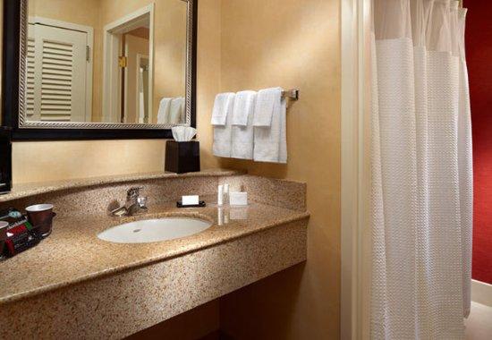 Brentwood, Τενεσί: Guest Room Vanity