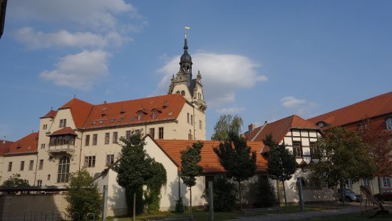 Bernburg Castle and Museum
