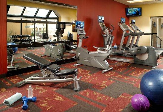 Augusta, جورجيا: Fitness Center