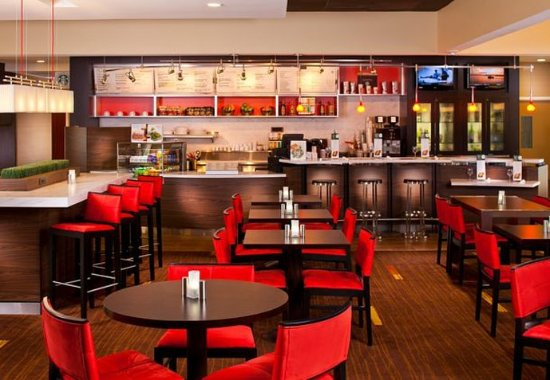 Courtyard Melbourne West: The Bistro – Eat. Drink. Connect.®