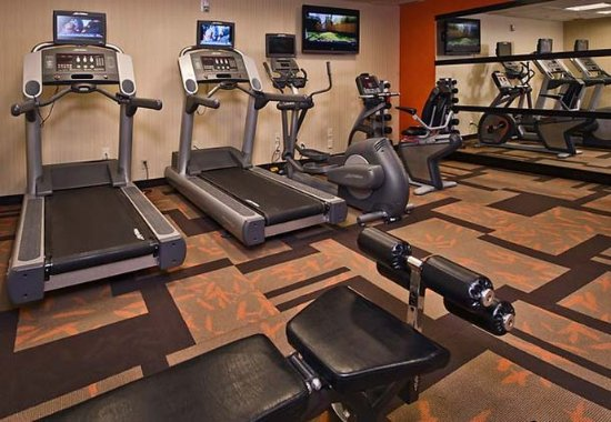 Mahwah, Nueva Jersey: Fitness Center