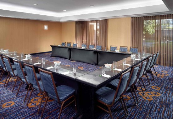 Alpharetta, Géorgie : Meeting Room - U-Shape Setup