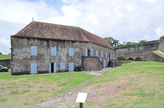 Basse-Terre, Guadeloupe: Fort Delgres 2
