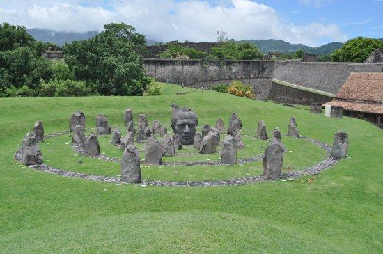 Basse-Terre, Guadeloupe: Fort Delgres 3
