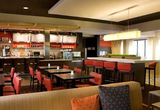 Courtyard Houston Northwest: Lobby