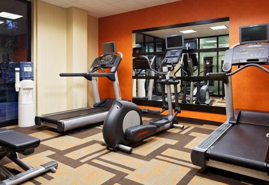 Alcoa, TN: Fitness Center