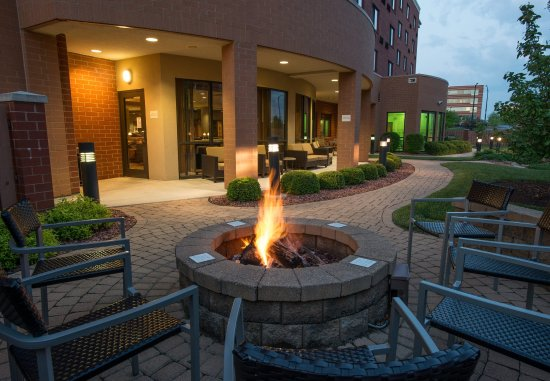 West Chester, Οχάιο: Fire Pit