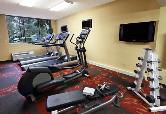 Richmond, CA: Exercise Room