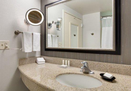 Malvern, Πενσυλβάνια: Executive Guest Bathroom