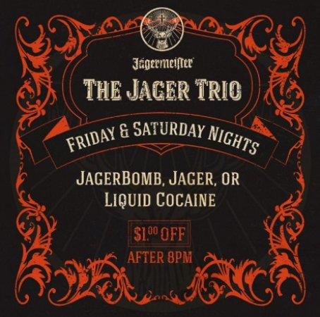 Maple Ridge, Kanada: The Jager Trio