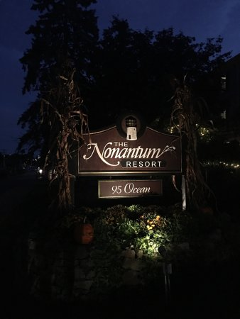 Nonantum Resort: Wonderful evening! Would love to return!