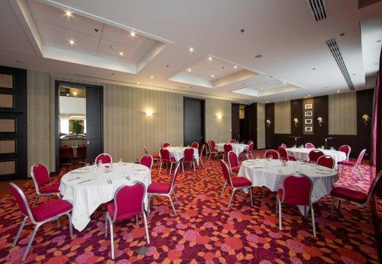 Evere, Belgia: Zinc Brasserie - Private Dining Room