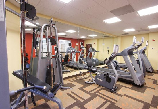 Blacksburg, Wirginia: Fitness Center