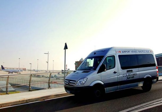 Tessera, Itália: Airport Shuttle