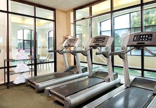 Gaithersburg, MD: Fitness Center