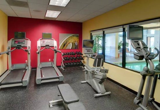 Sandston, VA: Fitness Center