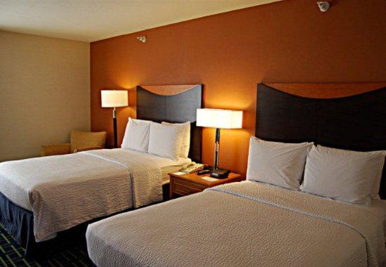 Mission Viejo, Καλιφόρνια: Double/Double Guest Room