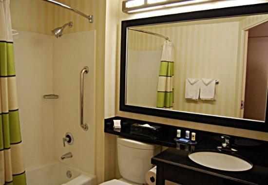 Mission Viejo, Καλιφόρνια: Guest Bathroom