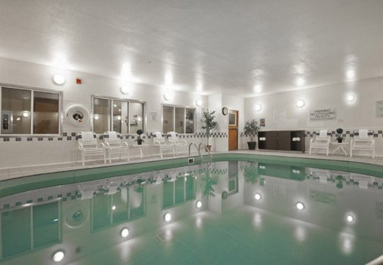 Marion, OH: Indoor Pool