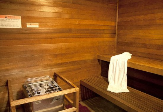 Salida, Καλιφόρνια: Sauna Room