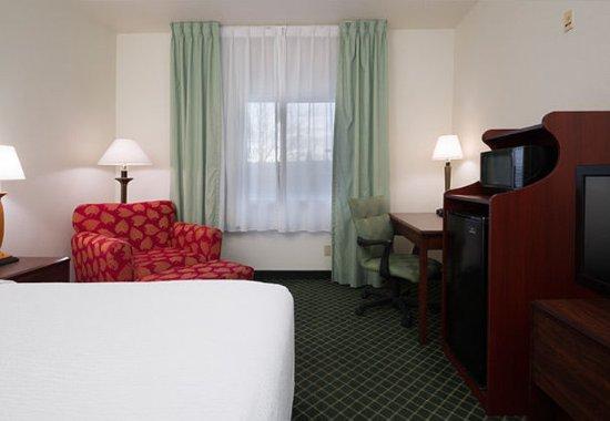 Tracy, كاليفورنيا: Guest Room Amenities