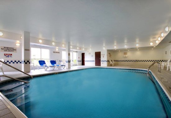 ‪‪Deptford‬, نيو جيرسي: Indoor Pool‬