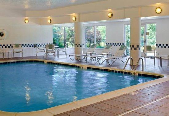 Battle Creek, Μίσιγκαν: Indoor Pool
