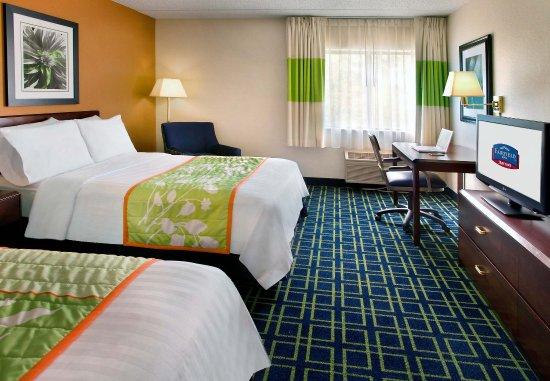 East Greenbush, Nova York: Double/Double Guest Room