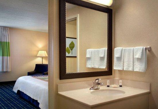 East Greenbush, Nova York: Guest Bathroom