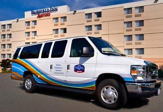 Tewksbury, MA: Corporate Shuttle