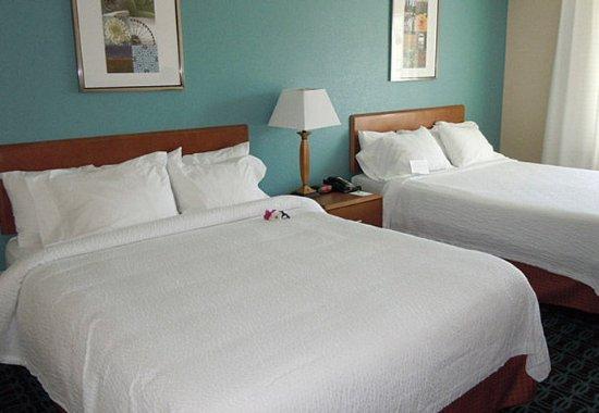 Ukiah, Калифорния: Queen/Queen Guest Room