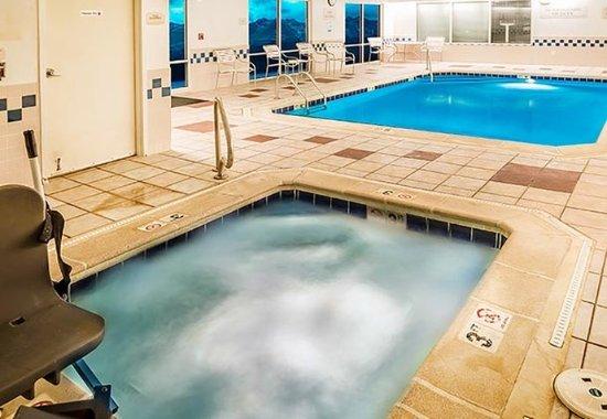 Γούεστμινστερ, Κολοράντο: Indoor Pool & Whirlpool