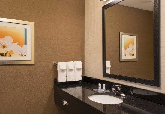 Saint Charles, IL: Suite Bathroom