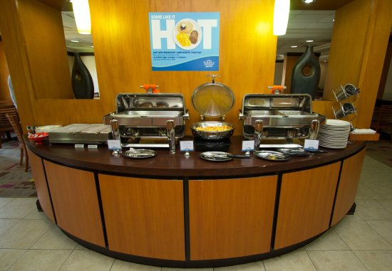 Apodaca, Μεξικό: Breakfast Buffet