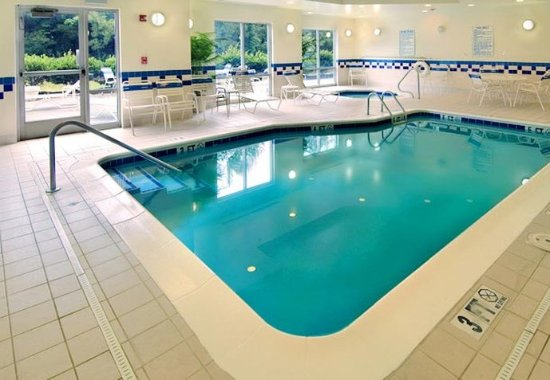 Emporia, Virginie : Indoor Pool