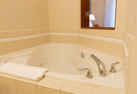 Burlington, واشنطن: Spa Guest Room – Tub