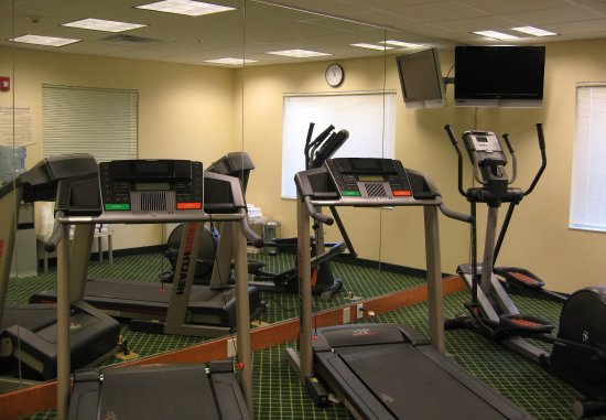 Ames, IA: Exercise Room