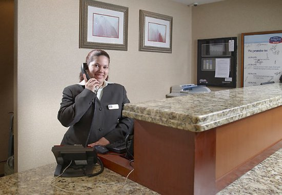 King of Prussia, PA: Front Desk